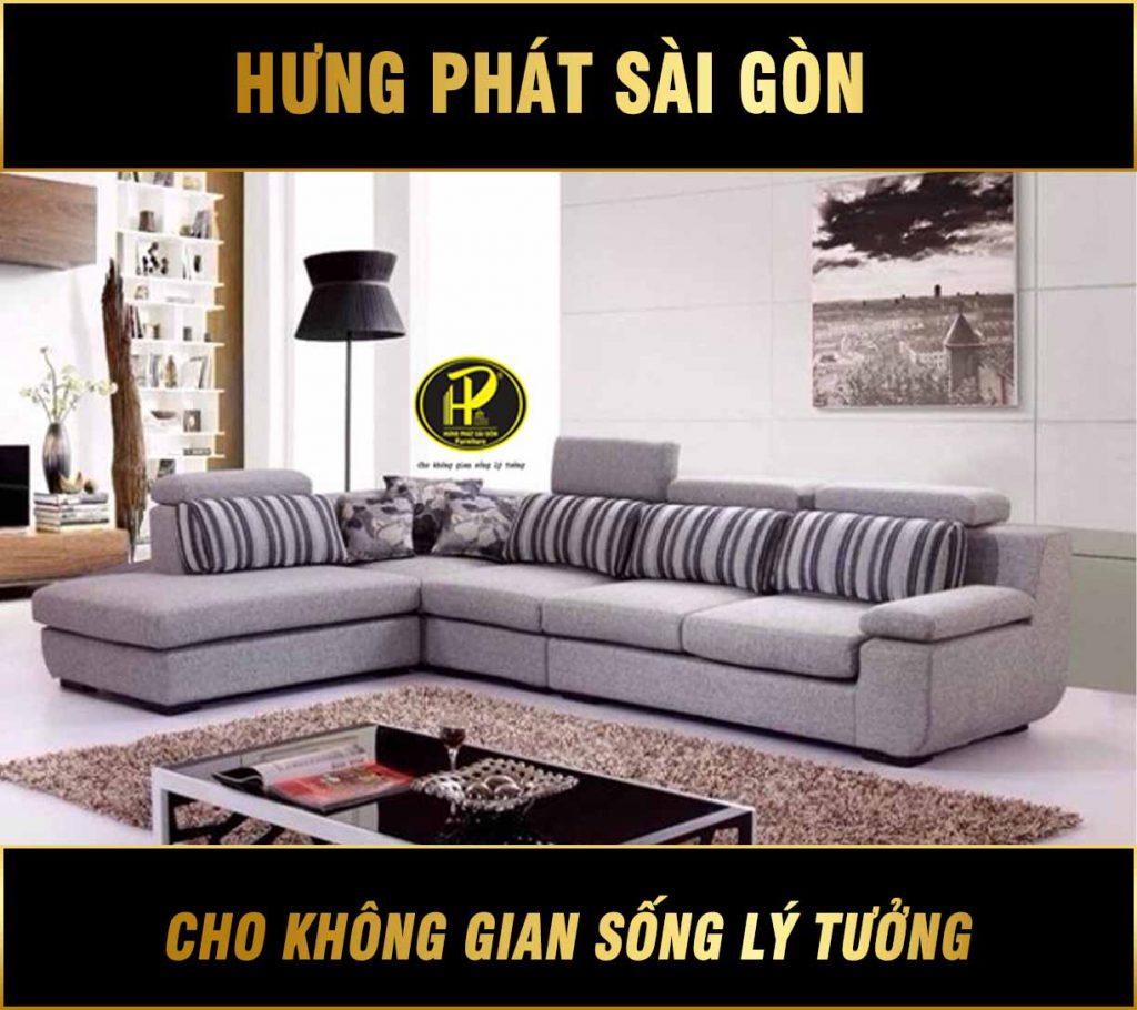 Sofa vải cao cấp H-45