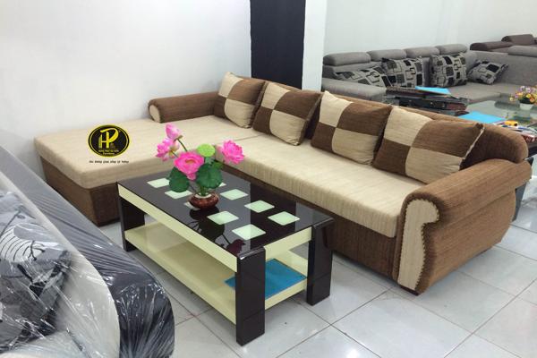 Sofa vải đẹp H-33