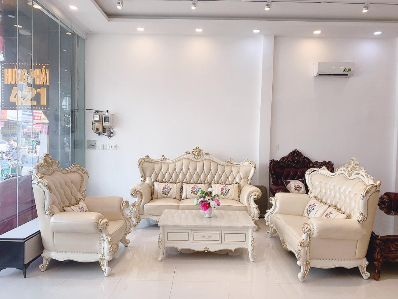 mua ghế sofa quận 7 sang trọng uy tín chất lượng