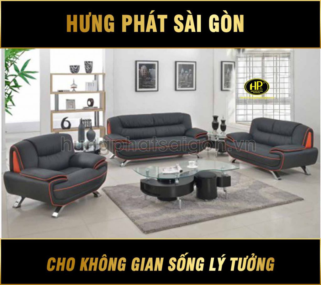 Sofa cao cấp H-115