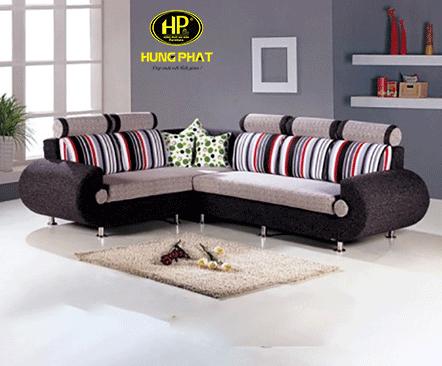 Sofa góc vải hiện đại cho phòng khách