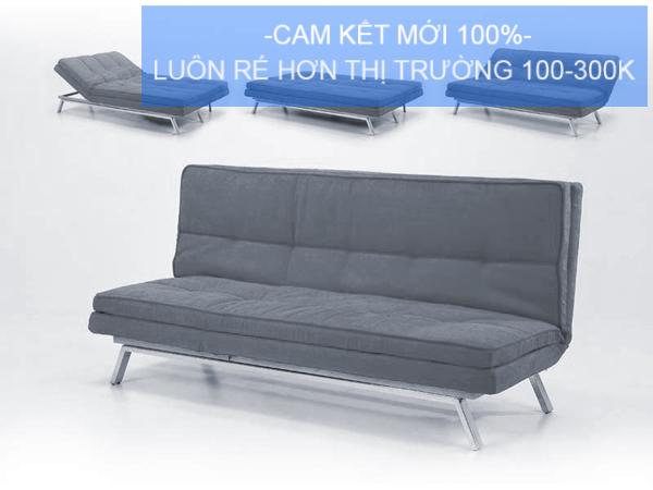 Sofa Giường Keo đa Năng Tặng Ban 02 Gối Om Cực Xinh Hưng Phat