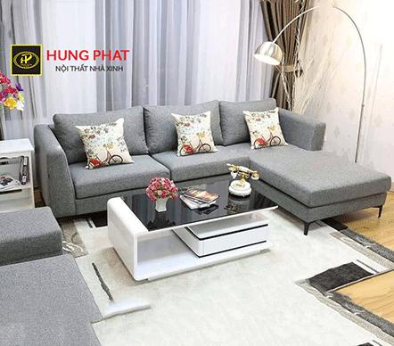 sofa góc nhỏ đẹp phòng khách