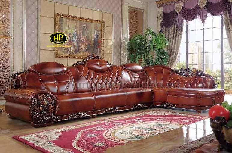 sofa nhập khẩu châu âu chính hãng