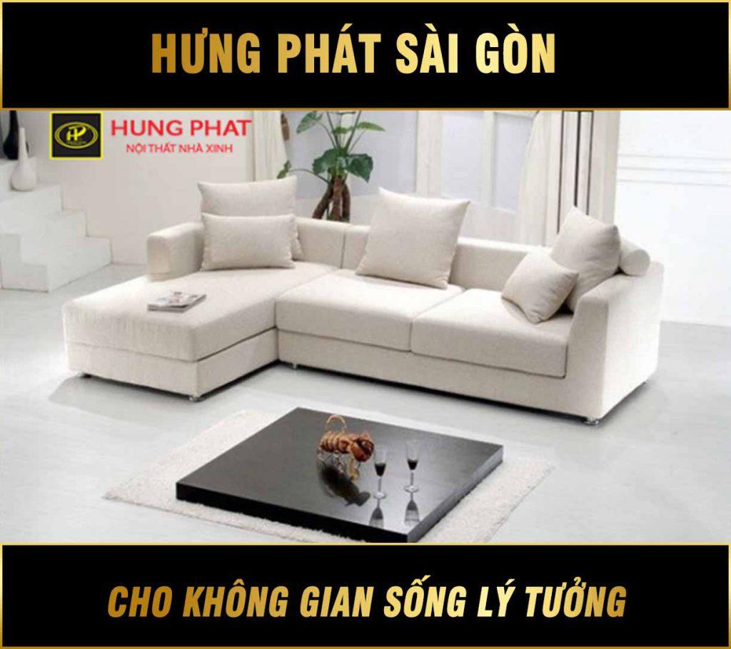 Sofa góc hiện đại cao cấp H-218