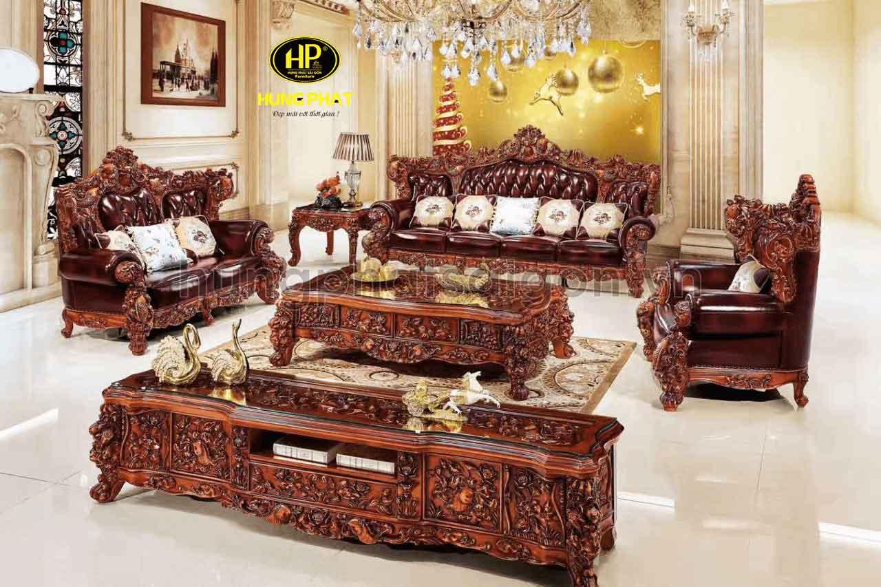 địa chỉ ghế sofa cổ điển cao cấp sang trọng tại ngô gia tự quận 10
