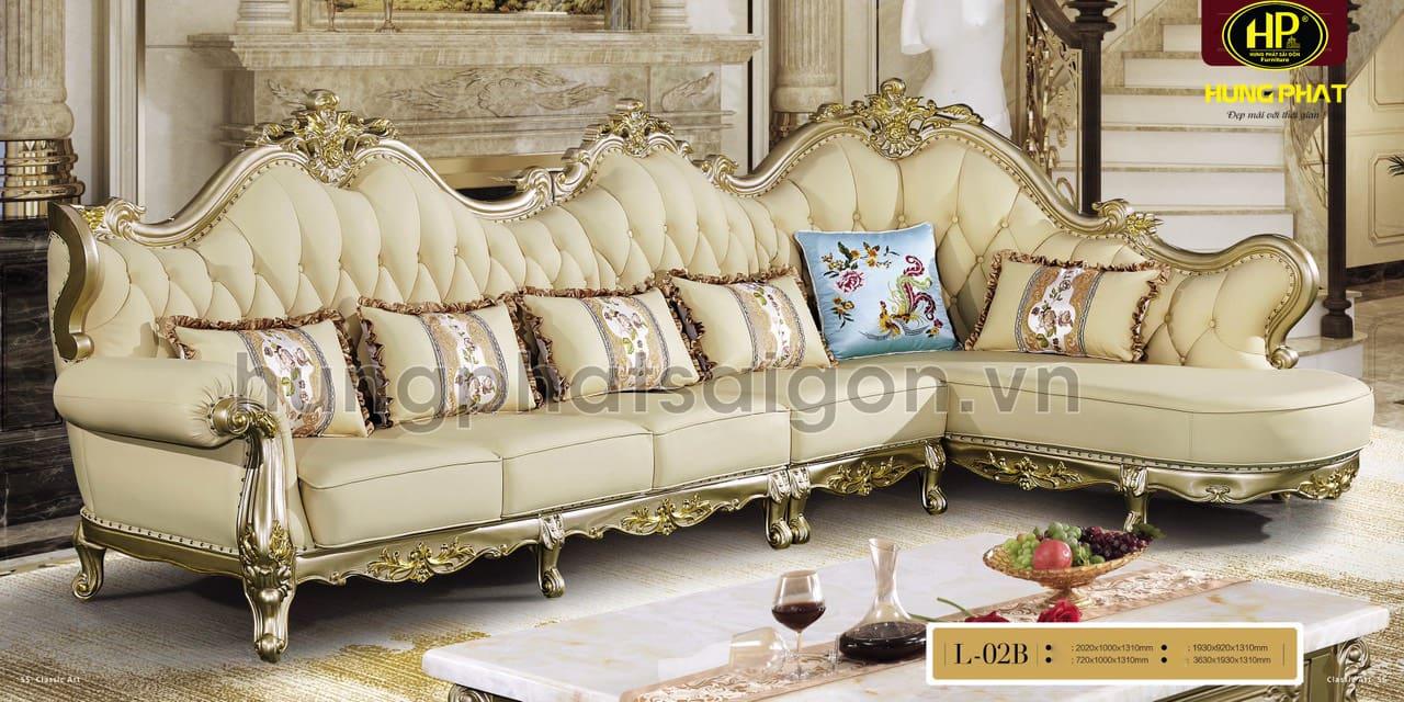 sofa quận 7 cao cấp hiện đại tân cổ điển