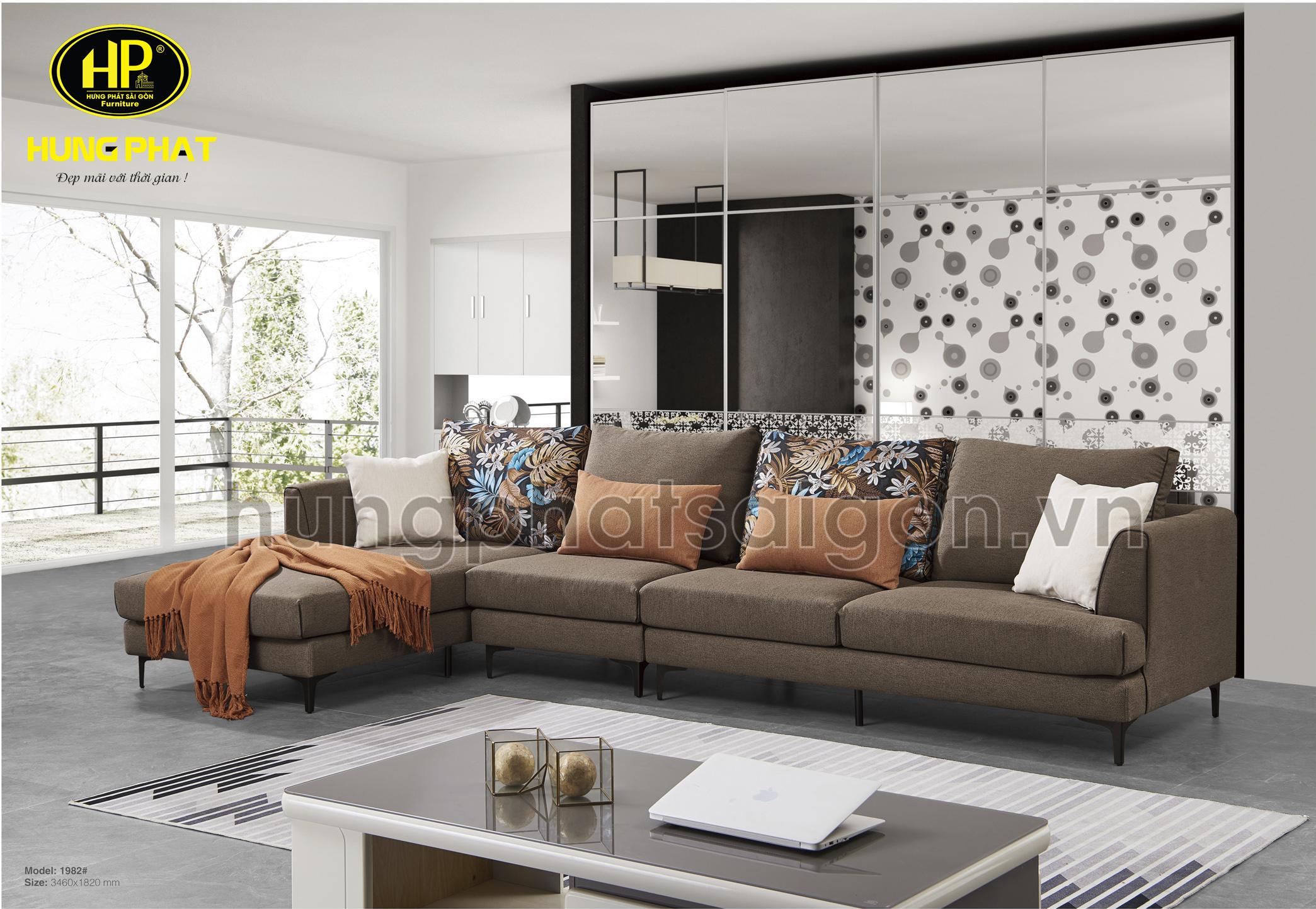 sofa quận bình thạnh giá rẻ uy tín chất lượng
