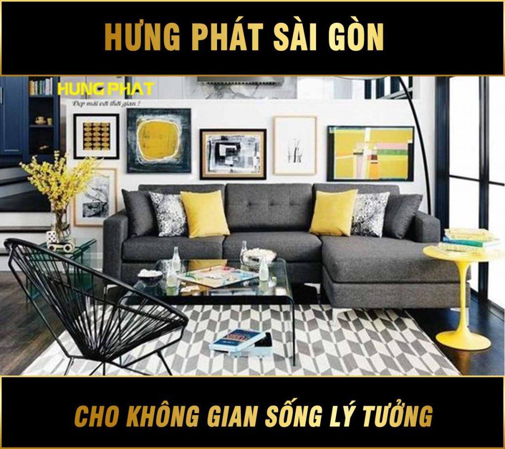 Sofa góc giá rẻ đẹp H-250