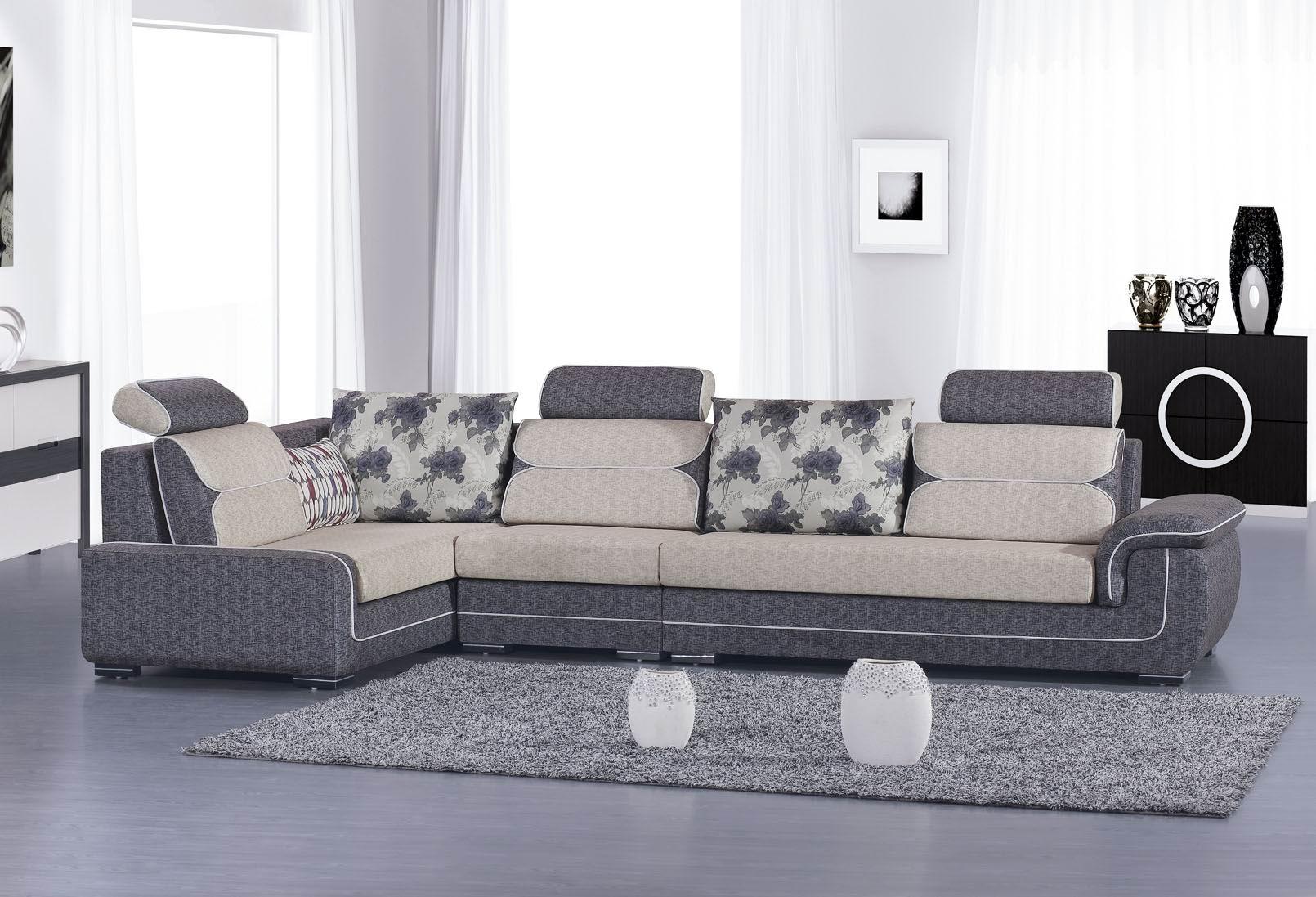 Sofa góc vải, sự lựa chọn hoàn hảo P2