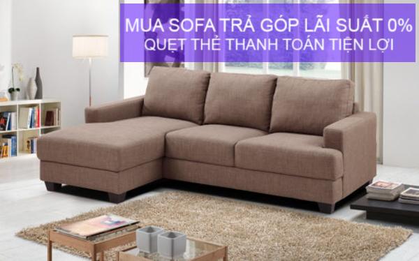 Không gian sang trọng, bắt mắt với sofa vải nỉ giá rẻ từ 3tr7 P2