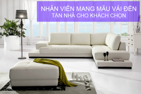Sofa vải xuất khẩu miễn phí Vận chuyển tận nhà P6