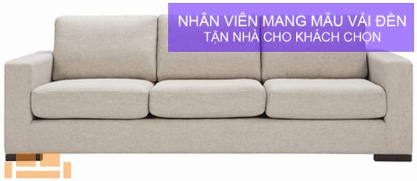 Sofa Băng 3 chỗ mua ở đâu tại Xưởng giá tốt?