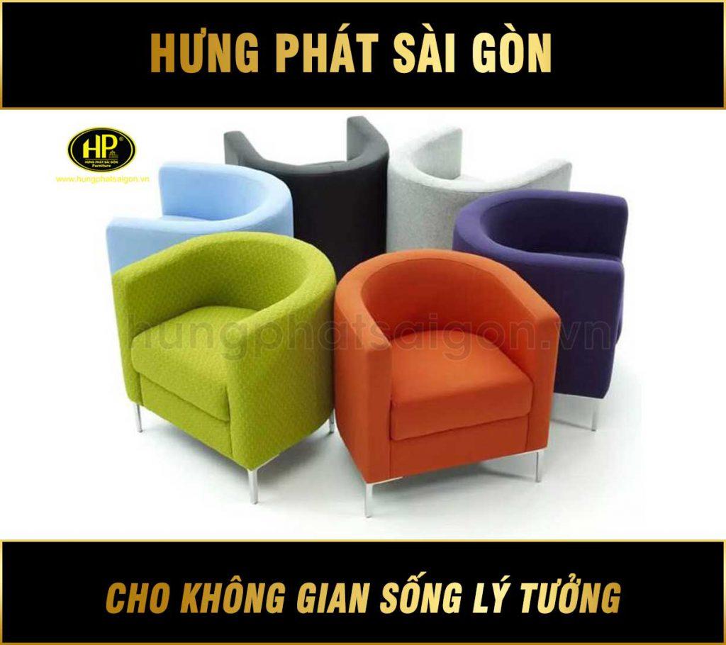 Ghế sofa đơn cafe SD-31