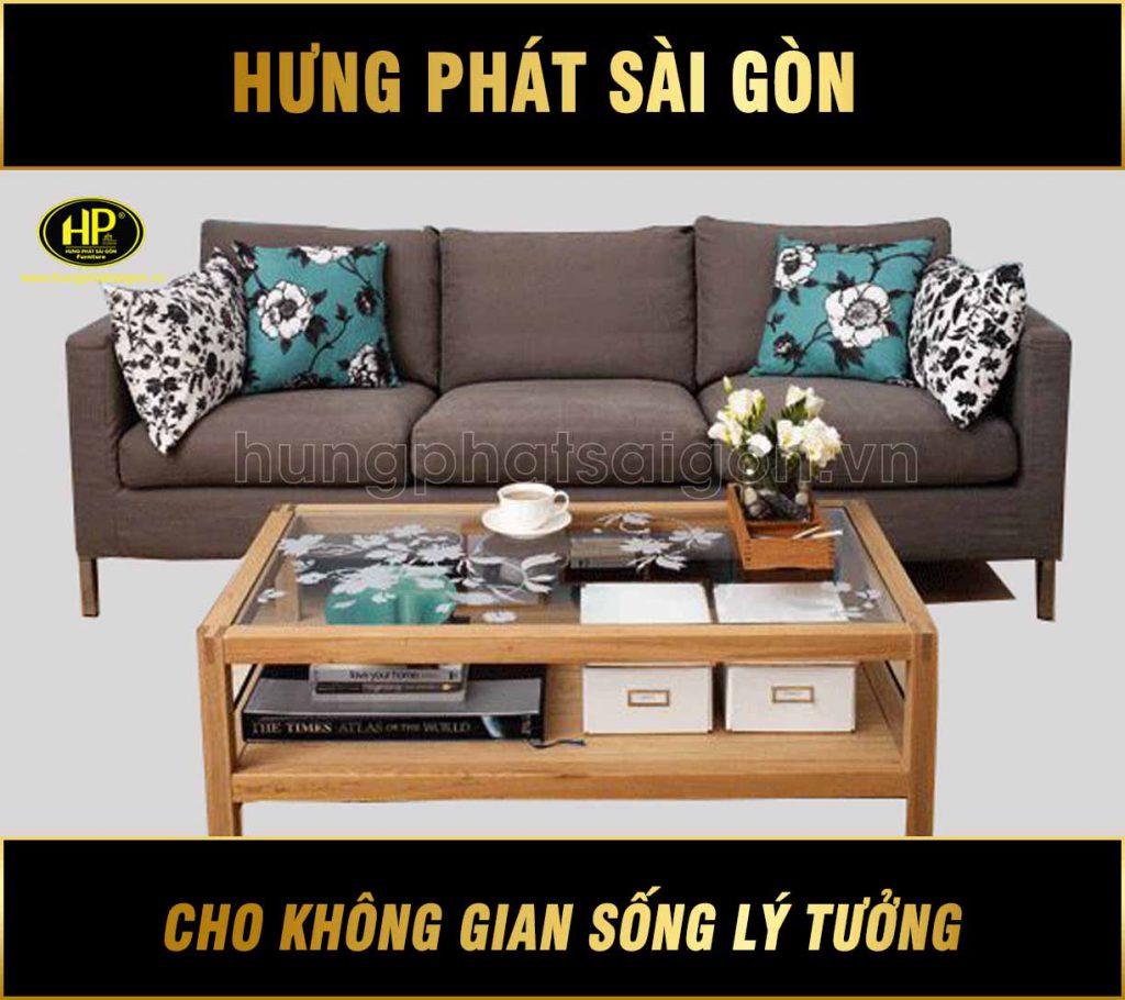 Ghế Sofa Đẹp Hưng Phát H-253
