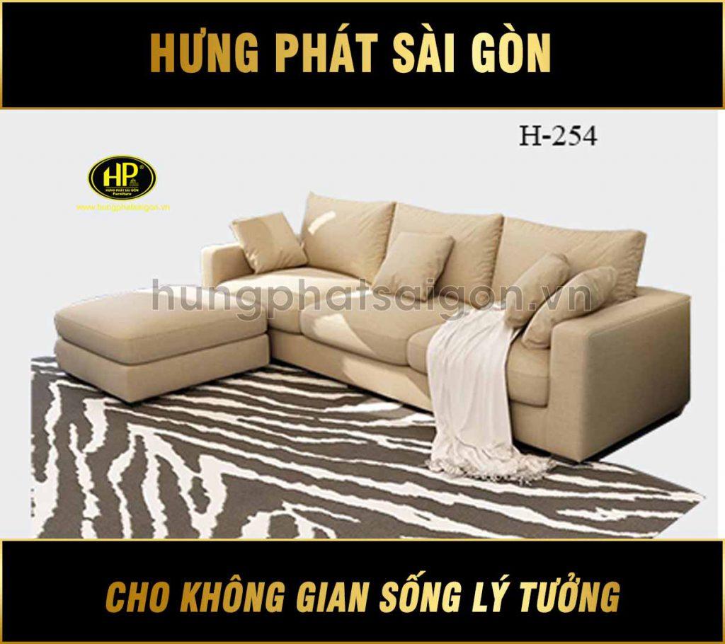 Sofa băng hiện đại H-254