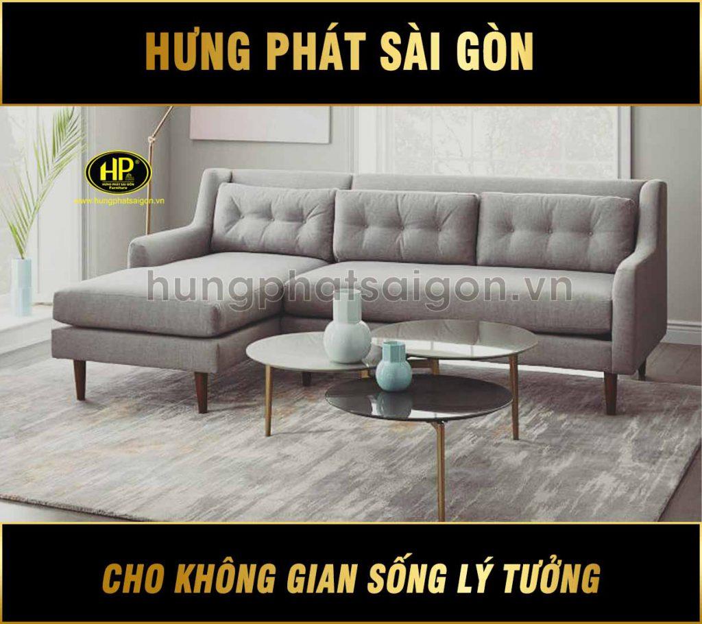 Sofa góc Art Deco H-245