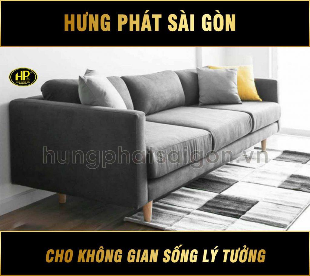Sofa băng chung cư cao cấp H-279