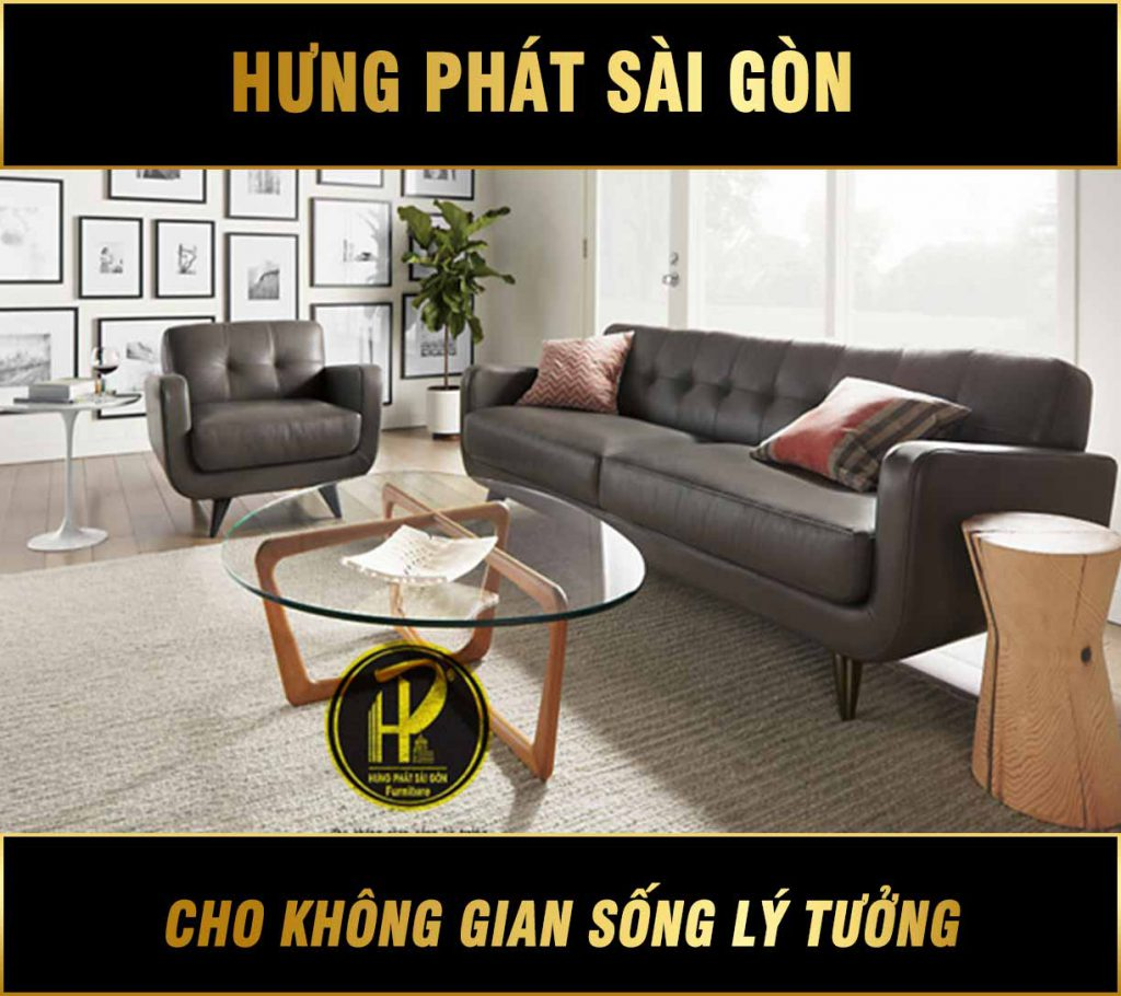 Sofa băng hiện đại HB-03