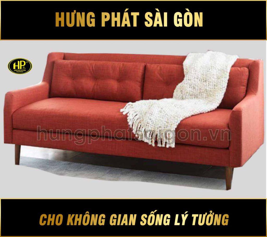 Sofa băng mẫu mới H-244