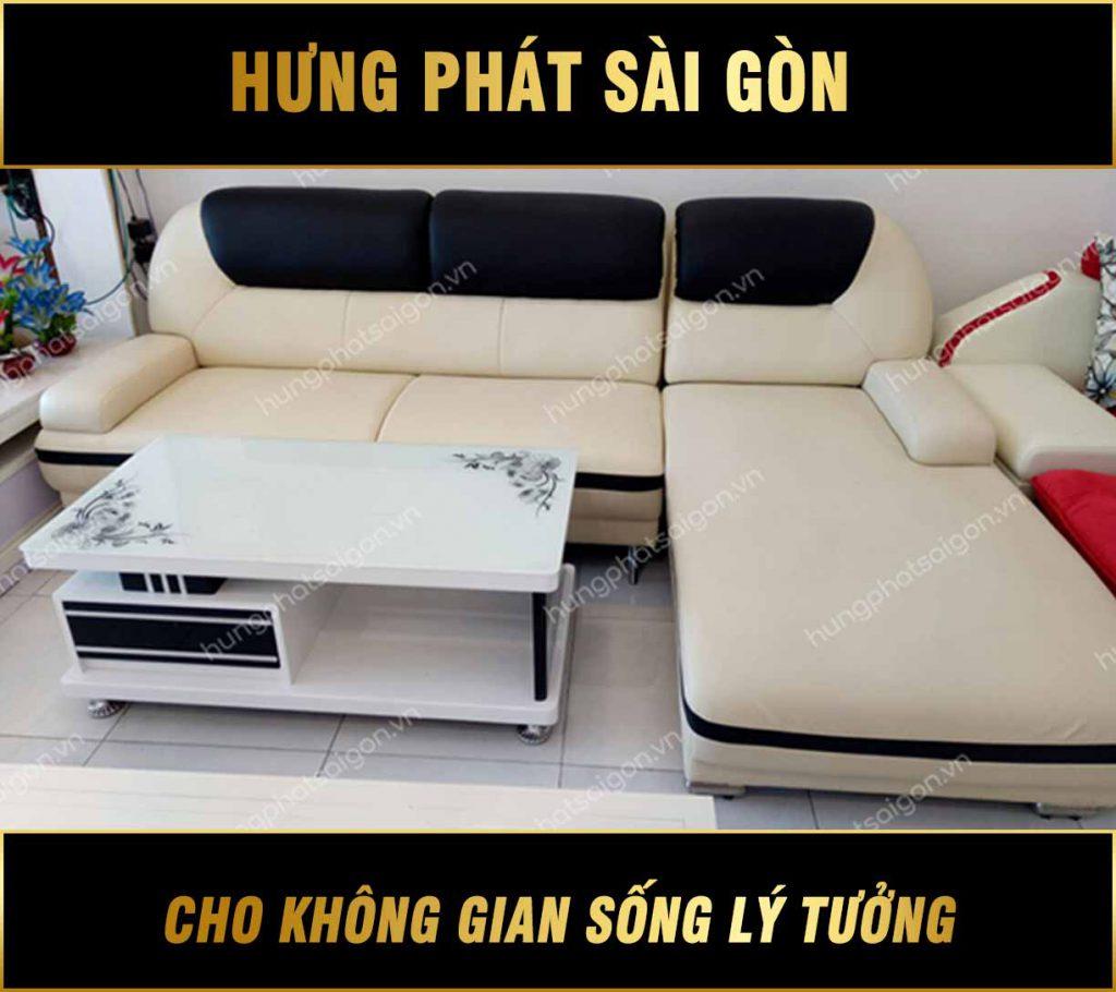 Sofa da tiện lợi HB-31