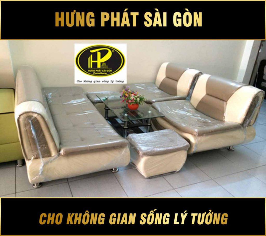Sofa Hưng Phát Sài Gòn H-55