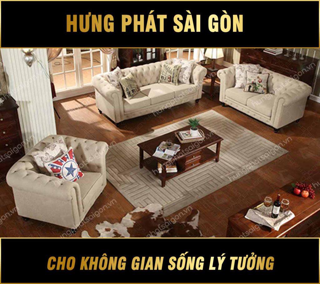 Sofa phòng tổng thống HB-502
