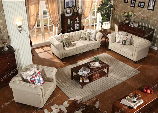 sofa cao cấp uy tính chất lượng
