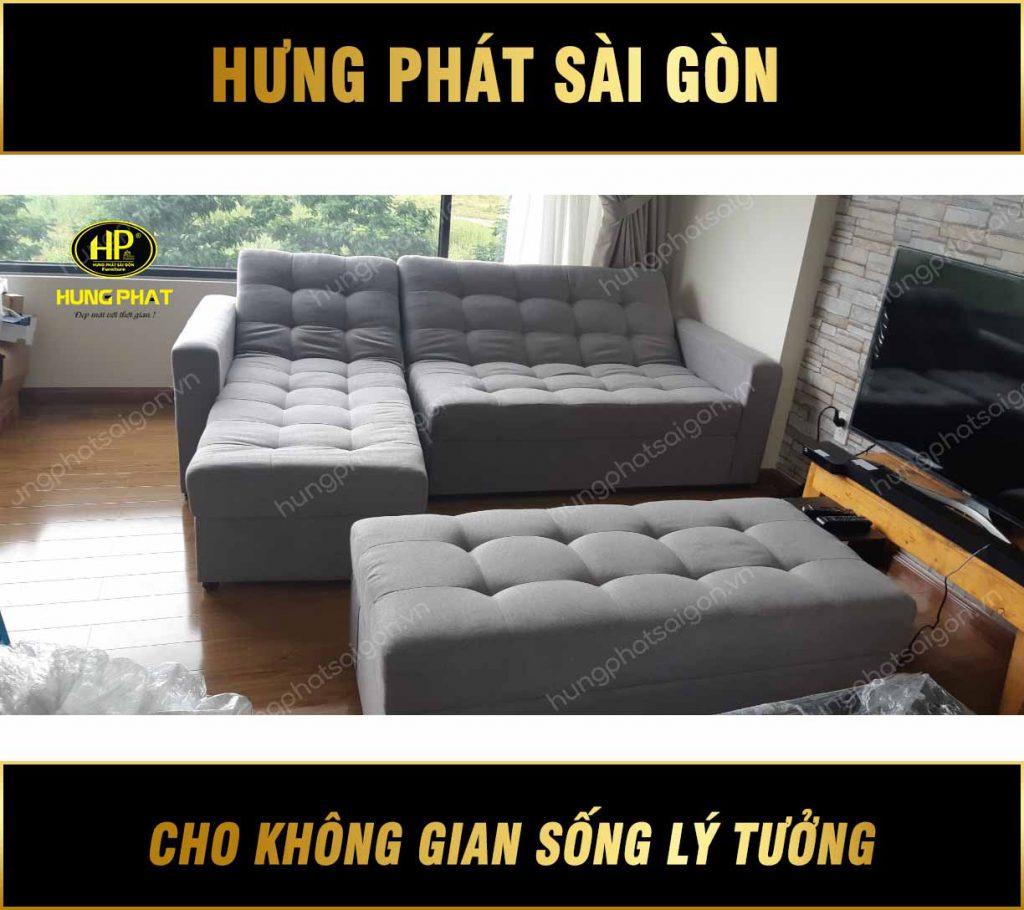 Sofa góc giường cao cấp G-03