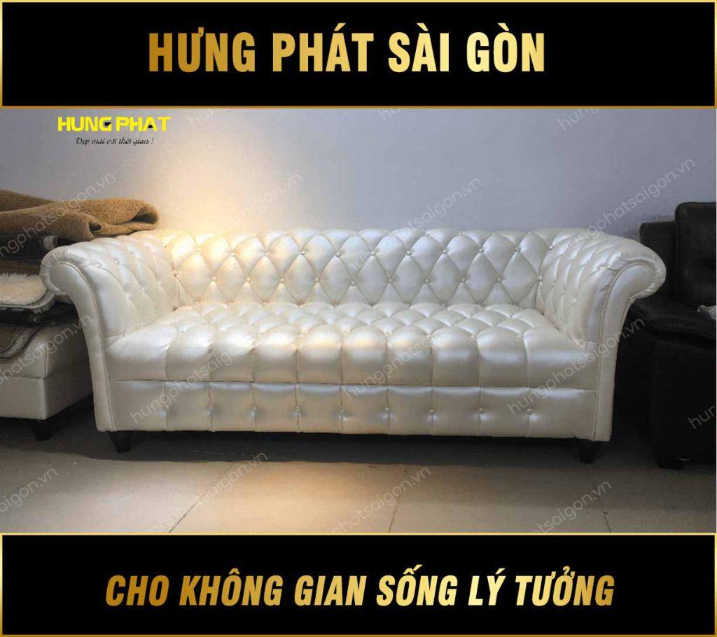 Sofa tân cổ điển Hưng Phát H-503
