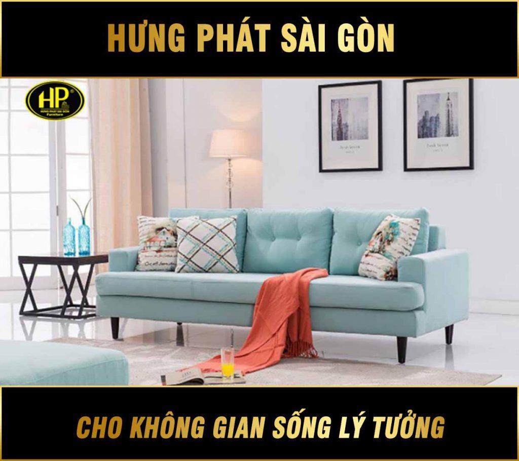 Sofa băng đẹp hiện đại H-255