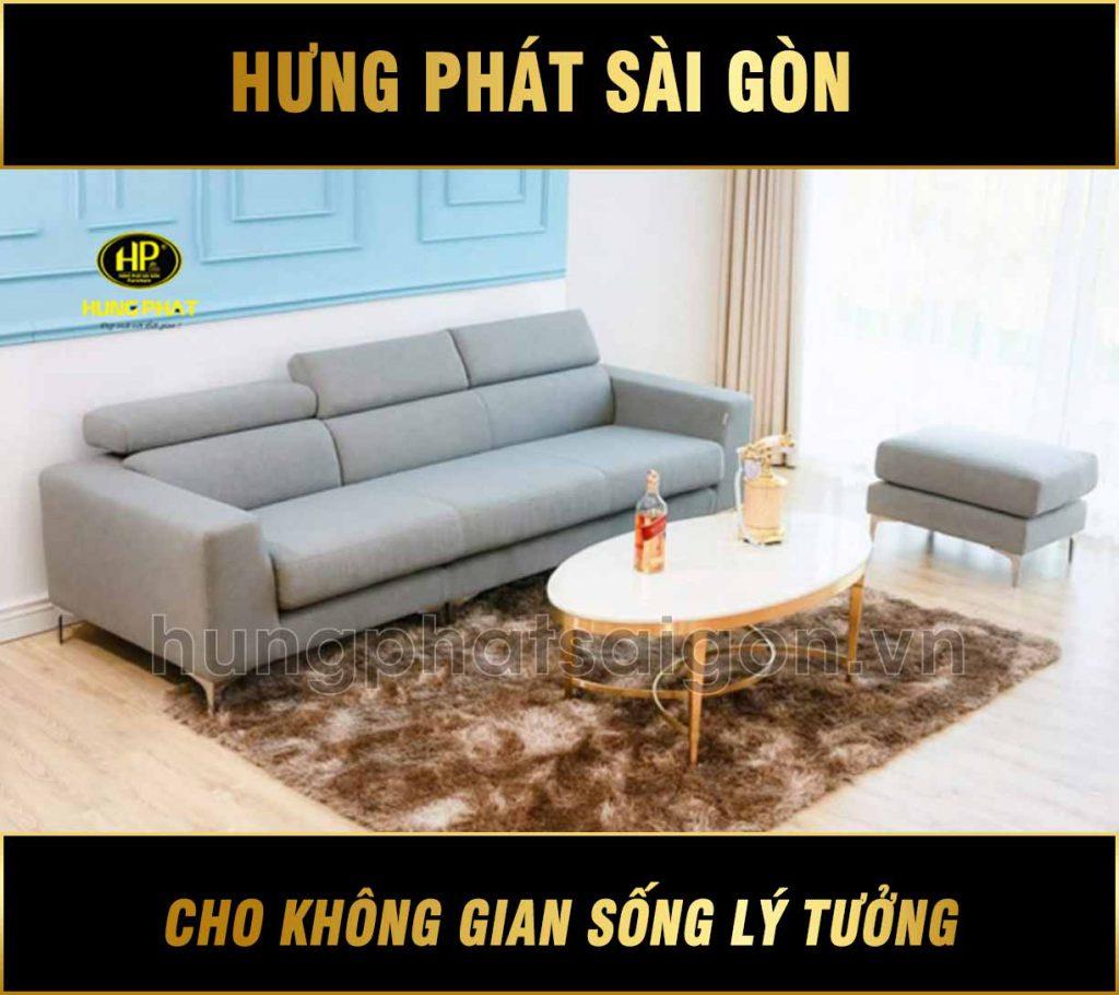 Sofa băng đầu bật H-126