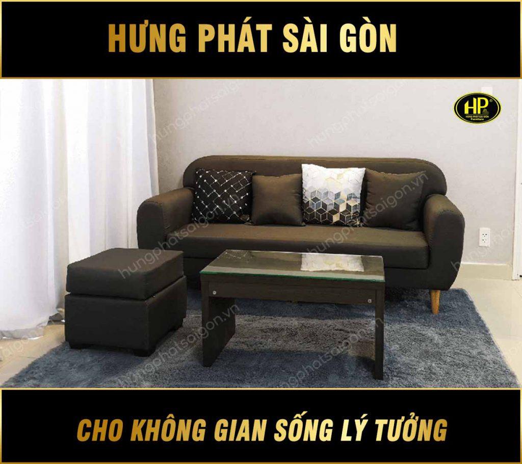 Sofa băng hiện đại cao cấp H-52