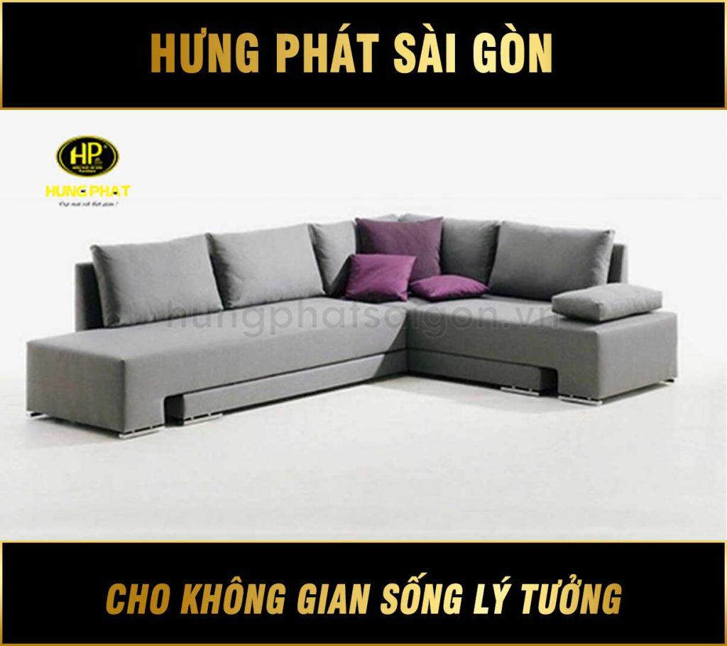 Sofa Giường Chữ L G-04