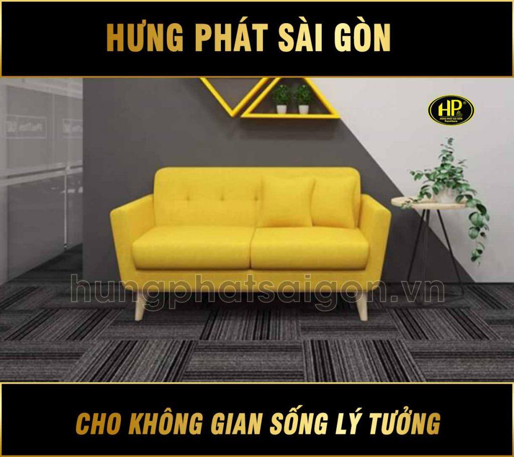 Sofa băng nhỏ gọn HB-02