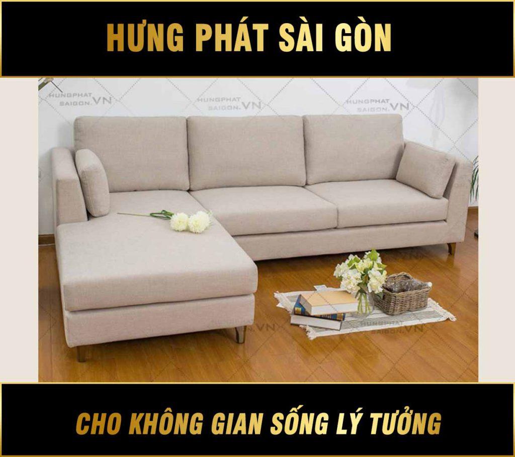 Sofa Góc Sang Trọng H-258