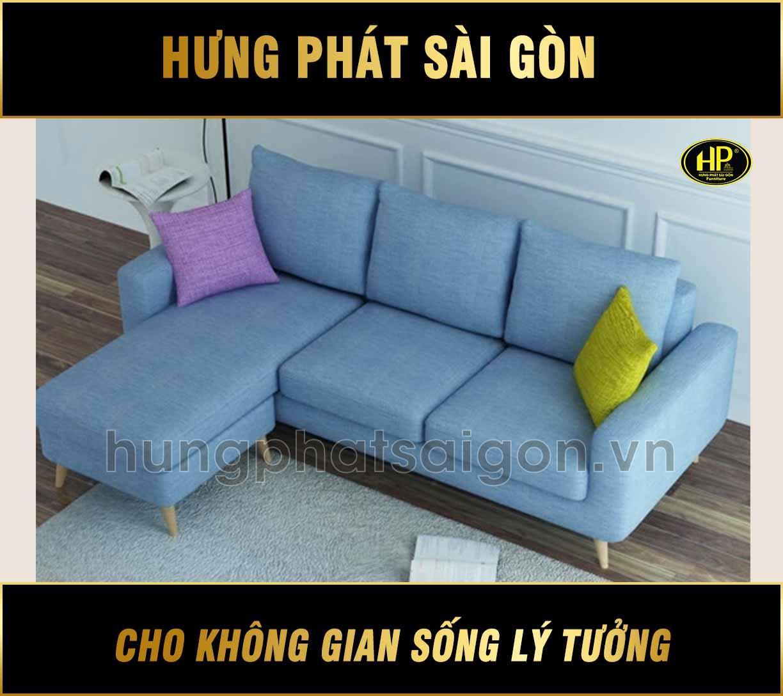 Sofa Góc Vải Mẫu Mới H-309A
