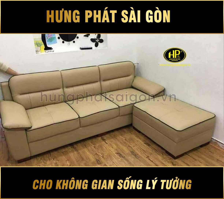 Sofa Băng Da Cao Cấp H-247