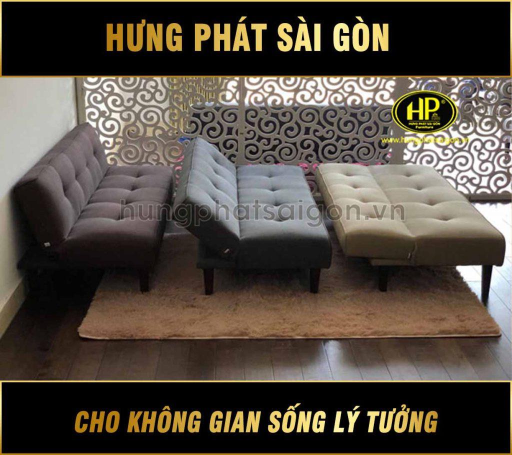 Sofa Giường Nhỏ Đa Năng HG-30
