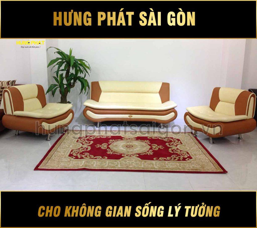 Sofa Băng SimiLy phòng khách H-192