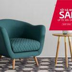 Địa chỉ bán ghế sofa đơn Hải Phòng uy tín