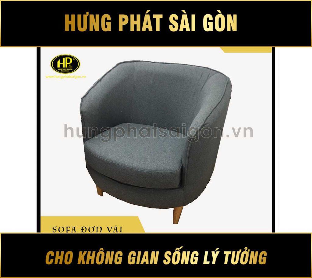 Sofa Đơn Vải SD-20