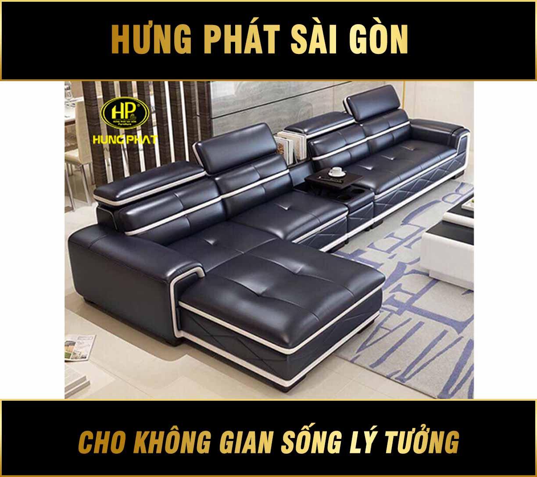 Sofa cao cấp Luxury H-271