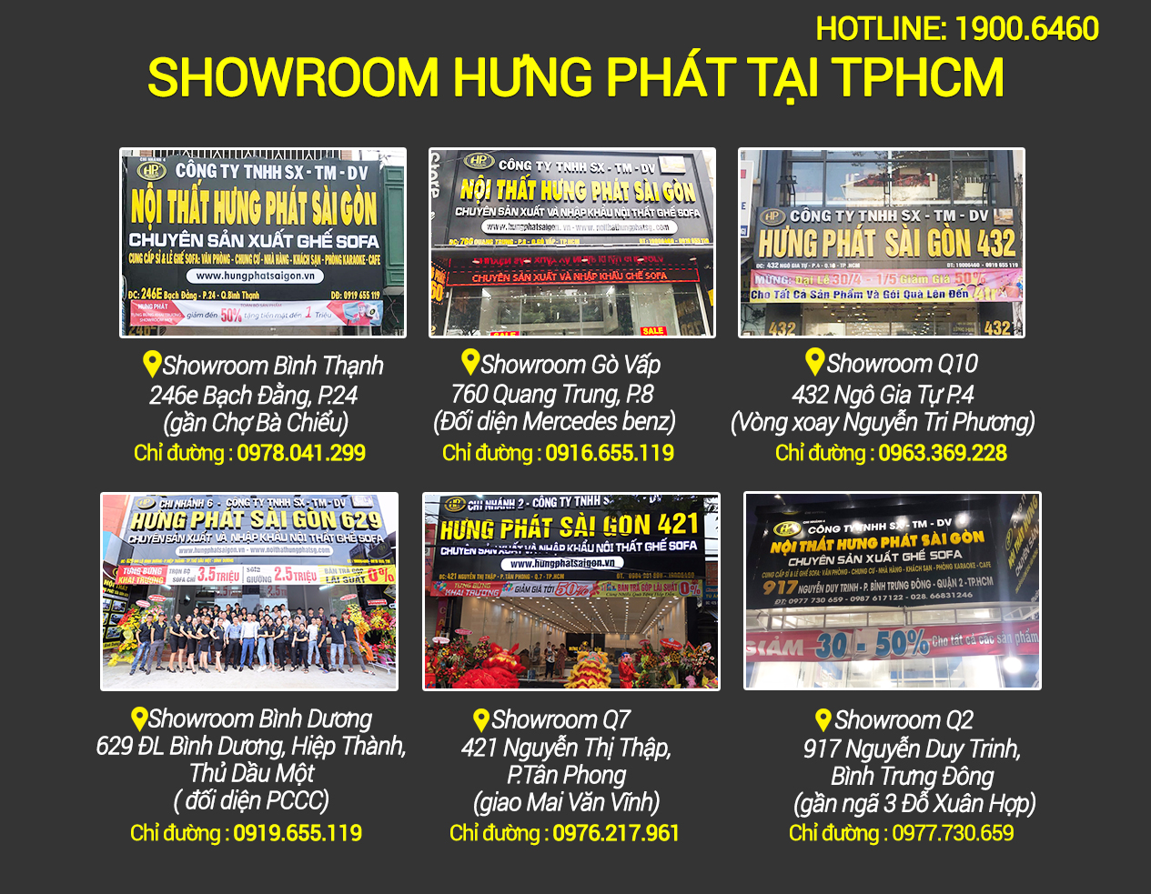 showroom hung phat