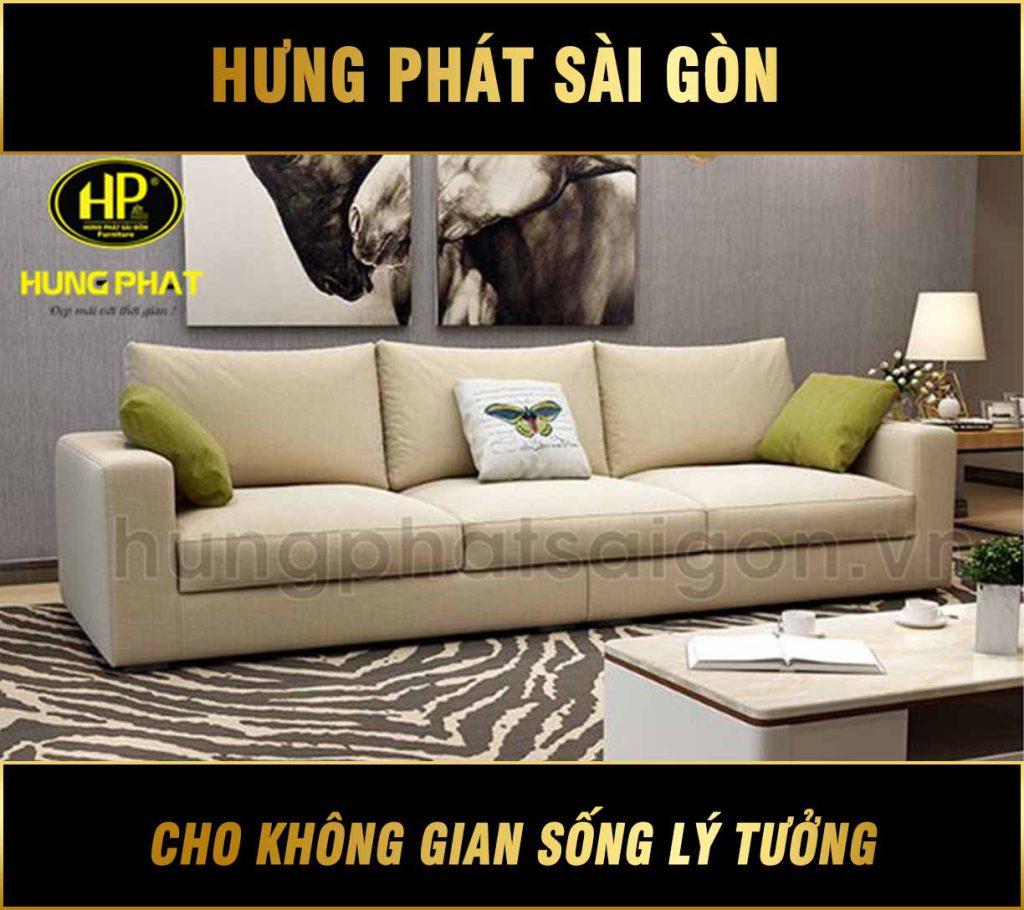 Sofa băng hiện đại H-752