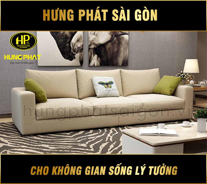 Sofa băng đẹp hiện đại H-752