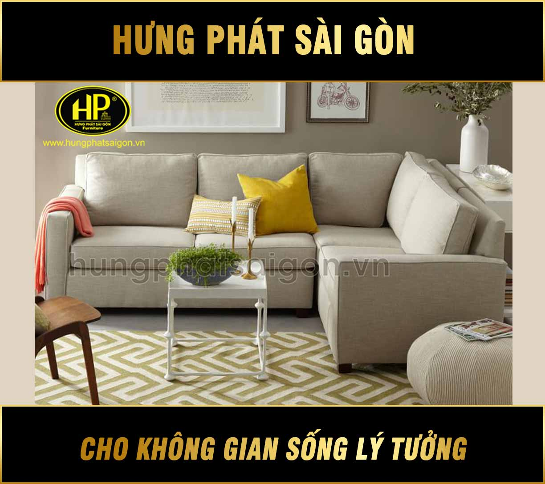 Sofa Góc Sang Trọng H-652