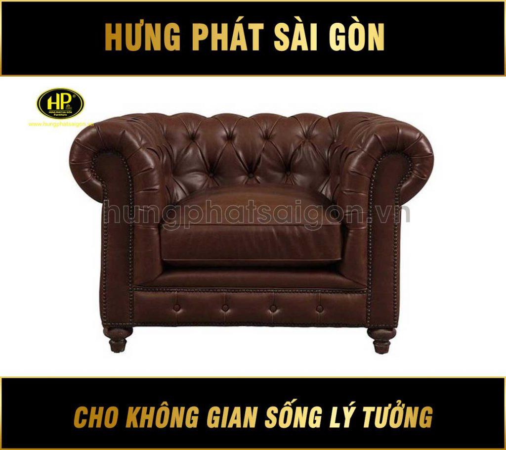 Sofa Đơn Tân Cổ Điển SD-10