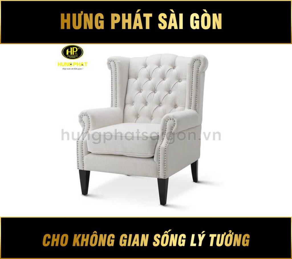 Sofa Đơn Tân Cổ Hiện Đại SD-09