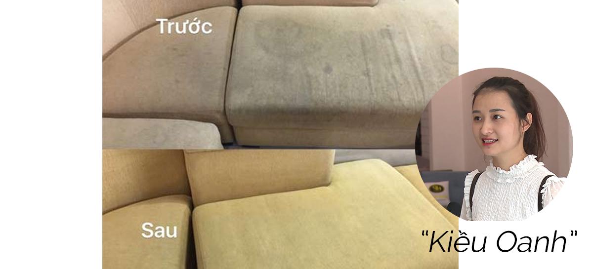 feedback khach hang giat sofa